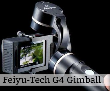FeiyuTech G4 Gimball